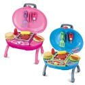 Bentley Kid's Bbq With Lights And Sound - Available In Blue And Pink