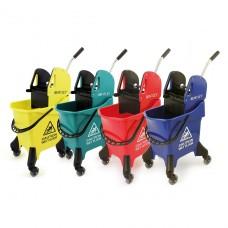 Bentley Kentucky 31 Litre Mop Bucket With Wringer - Various Colours