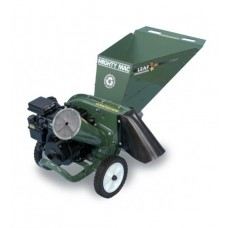Mighty Mac Chipper Shredder With 11.5 B&s Ohv