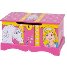 Girls Toy Box - Princess