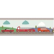 Transport Vehicle Border