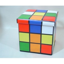 Rubix Cube Folding Storage Box