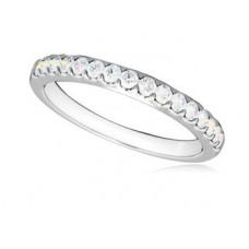 Round Prong Set Diamond Eternity Ring