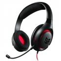 Headset Gaming Analog Headphones Earphones Sound Sb Inferno