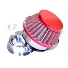 Mini Moto, Quad, Motard, Dirt Bike Red Performance Air Filter