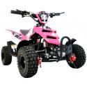 Funbikes 800w Pink Electric Kids Mini Quad Bike