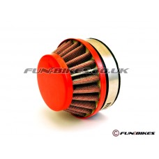 Mini Moto, Quad, Motard, Dirt Bike Air Filter - Red