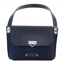 Tina Clutch In Navy