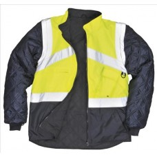 Portwest Work Wear Hi-vis 2-tone Jacket - Reversible
