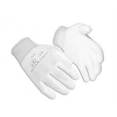 Portwest Workwear Nylon Pu Palm Glove In White And Black