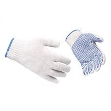 Portwest Workwear Fortis Polka Dot Glove  In White