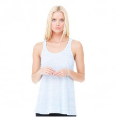 Bella Canvas Ladies Flowy Racer Back Tank Top