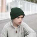Result Winter Essentials Children's Heavy Knit Wooly Ski Hat