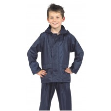 Portwest Junior Classic Waterproof Rain Jacket