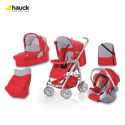 2012 Condor All In One Travel System  - 2012 Red