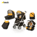 2012 Condor All In One Travel System  - 2012 Black