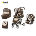 2012 Malibu All In One Travel System - 2012 Brown