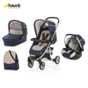 2012 Malibu All In One Travel System - 2012 Navy