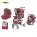 2012 Malibu All In One Travel System - 2012 Violet
