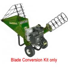 Mighty Mac Chipper/shredder Blade Conversion Kit