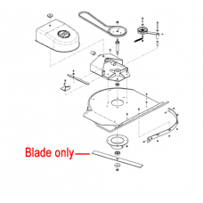 Dr Replacement Multi Purpose Brush Blade - 26