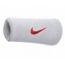 Nike Swoosh Double Wide Wristbands
