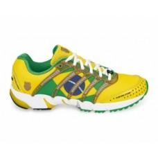 K Swiss K-ona S Brazil Ladies Running Shoes
