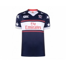 Canterbury Usa Eagles 7's Adult Alternate Pro 2013/14 Rugby Jersey