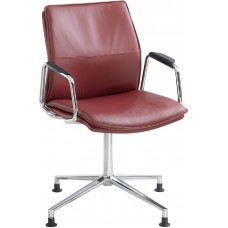 Sven Hbb Medium Back Swivel Conference Chairs Hbb2m