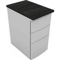 Elite Linnea Steel Desk High Pedestals