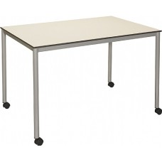 Union Trespa Rectangular Deluxe Tubular Tables