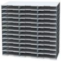 Exacompta Modulodoc Post Sorter Case Normal For 36 Sections Trio Quattro H56mm Ref 349740d