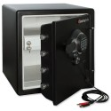 Sentry Fire Water Data Safe Usb Electronic Lock 34.8 Litre 45kg Ref Sfw123gdf