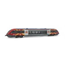 Diesel Regional Railcar Class X 73500 R. No X 73582 Languedoc Roussillon Livery Sncf