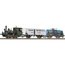 Kbaystsb Bayer D Iv Clotho Freight Train Pk I (dcc Sound)