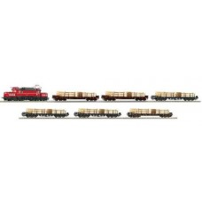 Obb Rh 1020 Wood Freight Train Pack V