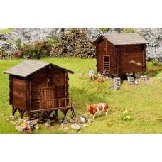 Hay Barn & Granary I