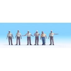 Traffic Policemen (beige Uniform)