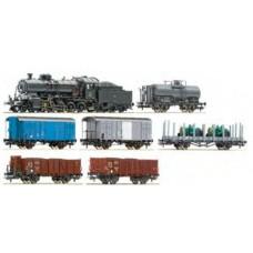 Sbb C5/6 Steam Freight Train Pack Ii