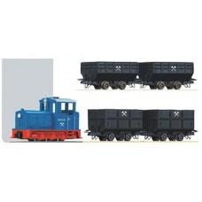 Po Gertrud Diesel Freight Train Pack Iii