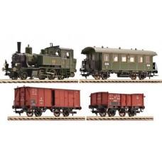 Kbaystsb Steam Freight Train Pack I